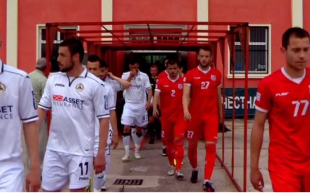 Стадионите в Хасково в окаяно състояние