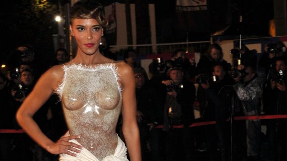 Тамара и нейната необичайна рокля