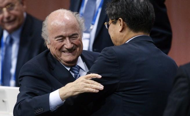 Сеп Блатер преизбран за шеф на ФИФА въпреки скандала