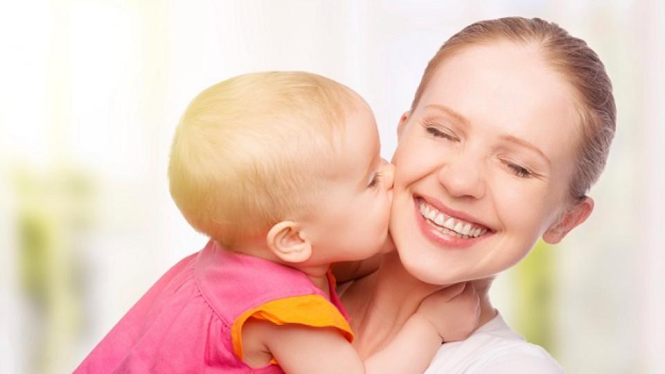 Какво правят децата с кожата на майките си