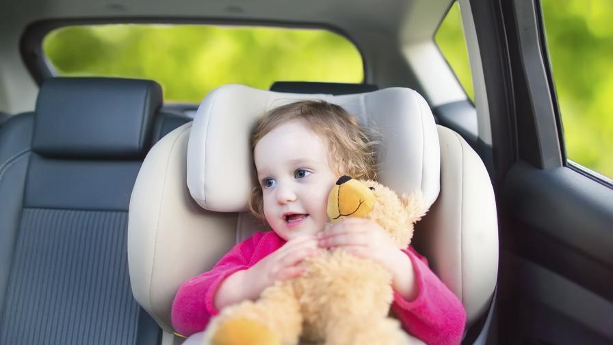 Как да возим децата си в автомобил безопасно (видео)