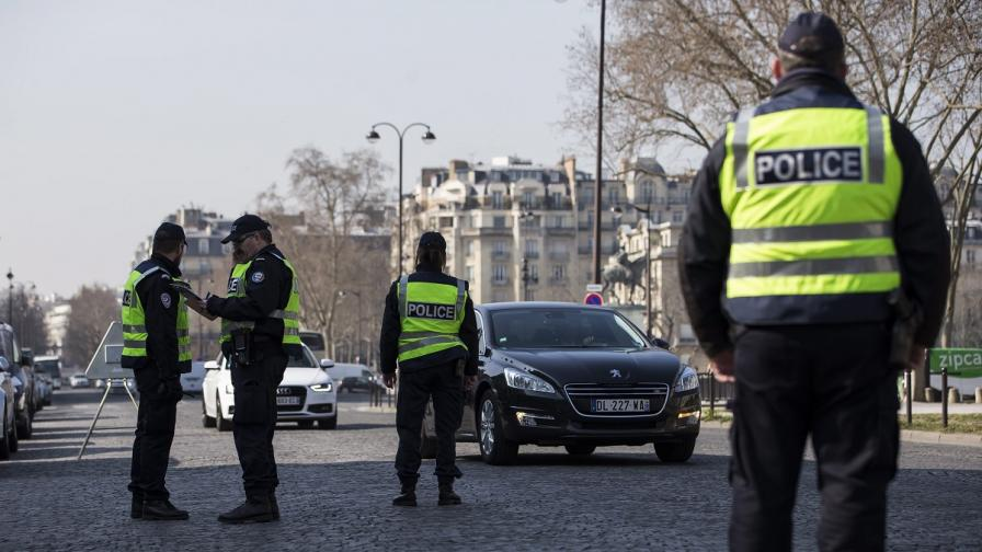Стрелба в Монпелие, млад мъж е в критично състояние
