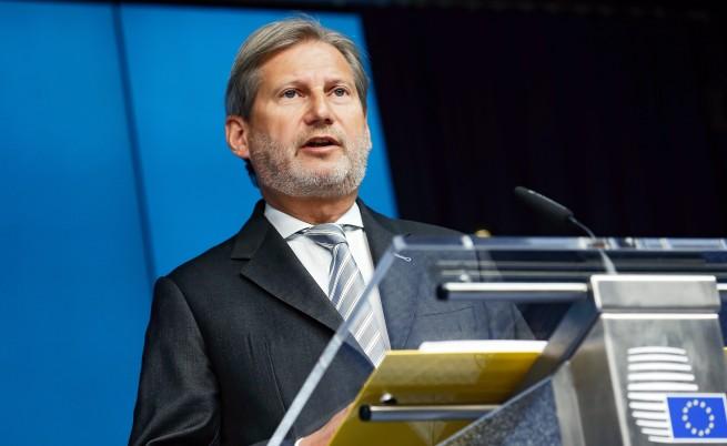Йоханес Хан: В Македония ще има предсрочни избори до април 2016 г.