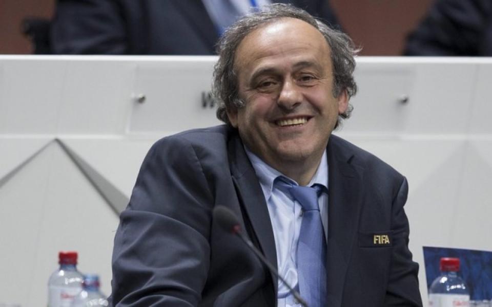 УЕФА готви избори, ако Платини смени Блатер
