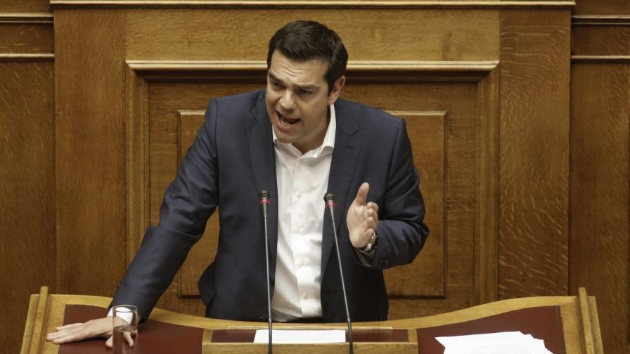 Ципрас: Нуждаем се от край на икономиите