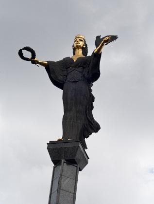 Статуята на света София