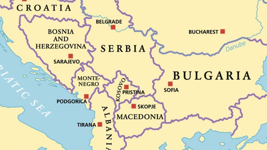 "Германия с план ""Маршал"" за Балканите"
