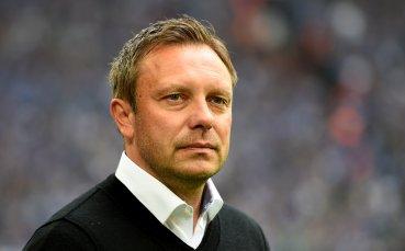 Хановер уволнява треньора си