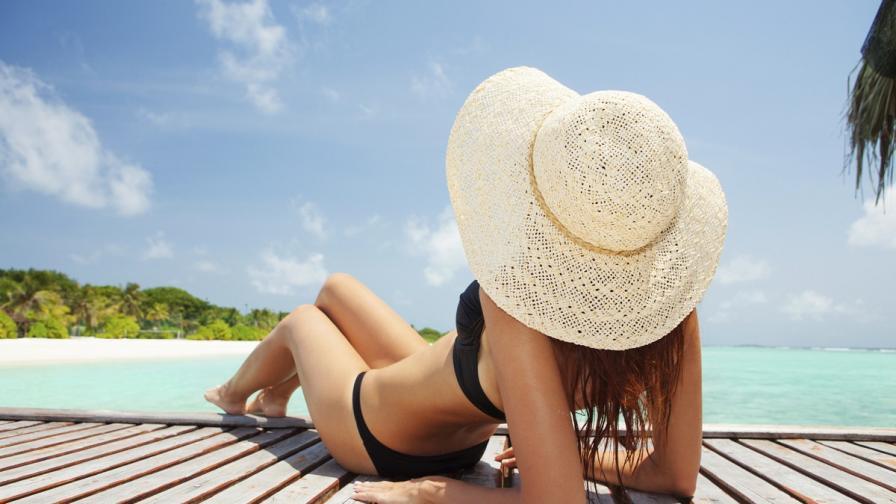 Нов вид бански предпазват от слънчеви изгаряния