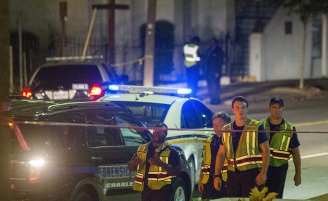 Деветима убити при стрелба в църква в САЩ