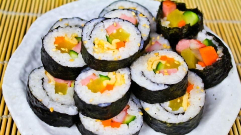 Международен ден на сушито е днес