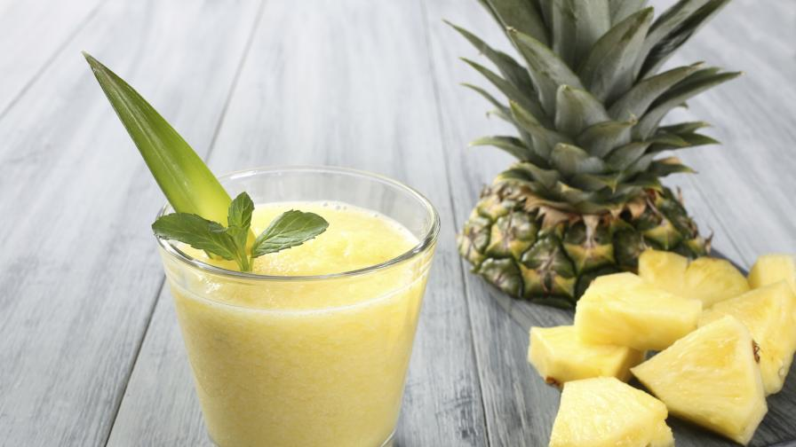 Сладък, сочен, екзотичен ананас - защо да го похапваме