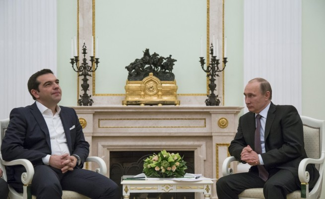 Русия и Гърция подписаха за