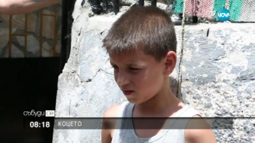 Помните ли Коцето - малкият голям герой от Варна (видео)