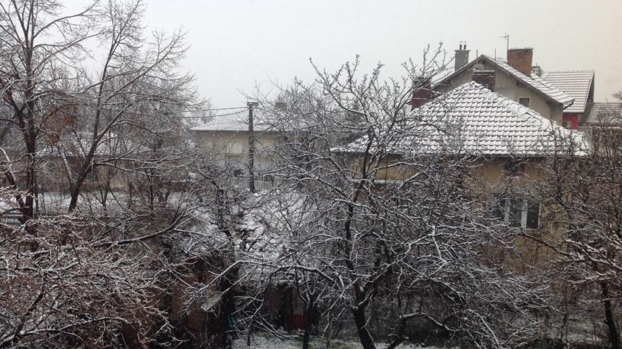 Сняг през юни – средно веднъж на 10 години