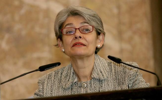 Ирина Бокова е пета в надпреварата за ООН
