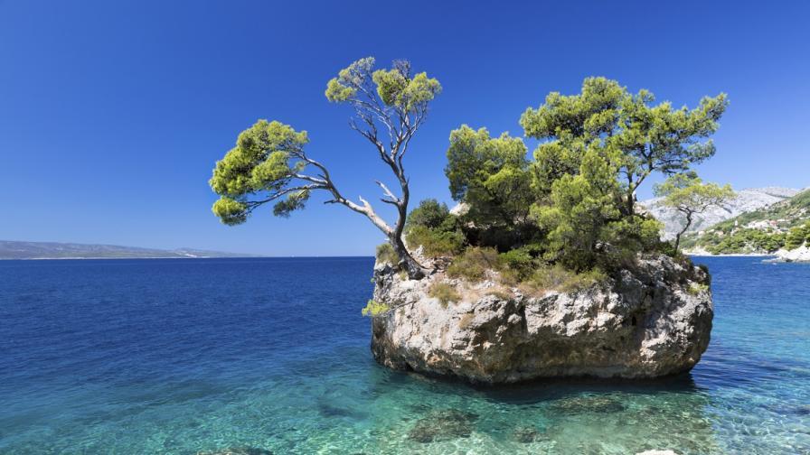 Баска вода, Хърватия