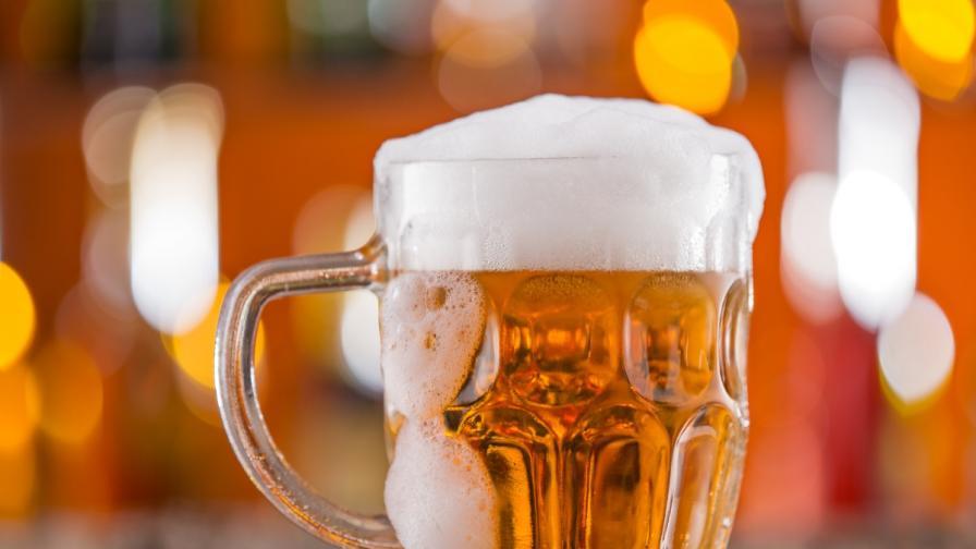 Науката подкрепя пиенето на бира