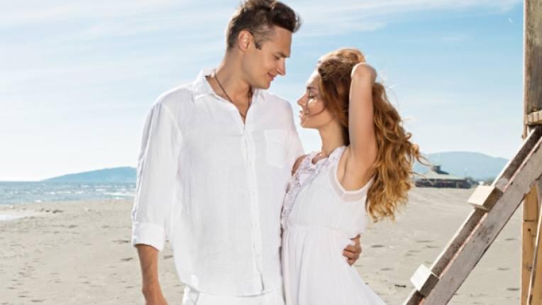 любов лято плаж