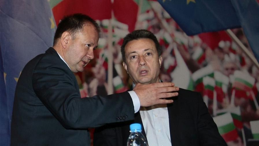 Вигенин и Кутев вън от ръководството на БСП