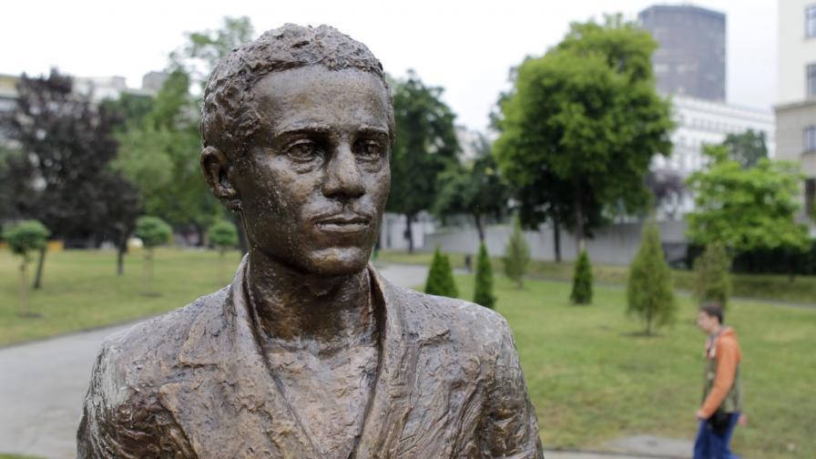 Сърбия откри паметник на Гаврило Принцип