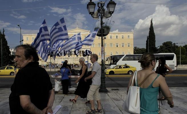 Референдумът в Гърция: