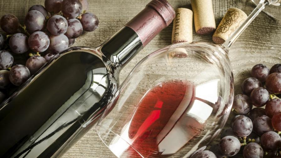 Виното и гроздето помагат срещу депресия