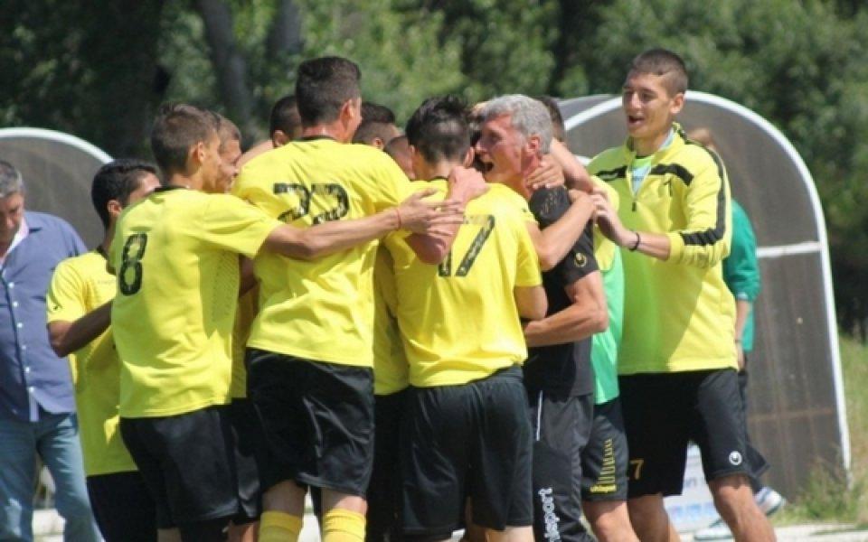 Юношите на Ботев със сребро на най-силния турнир за възрастта им