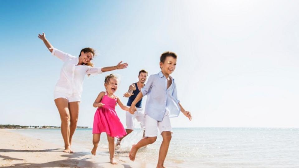 С деца на море – план за оцеляване