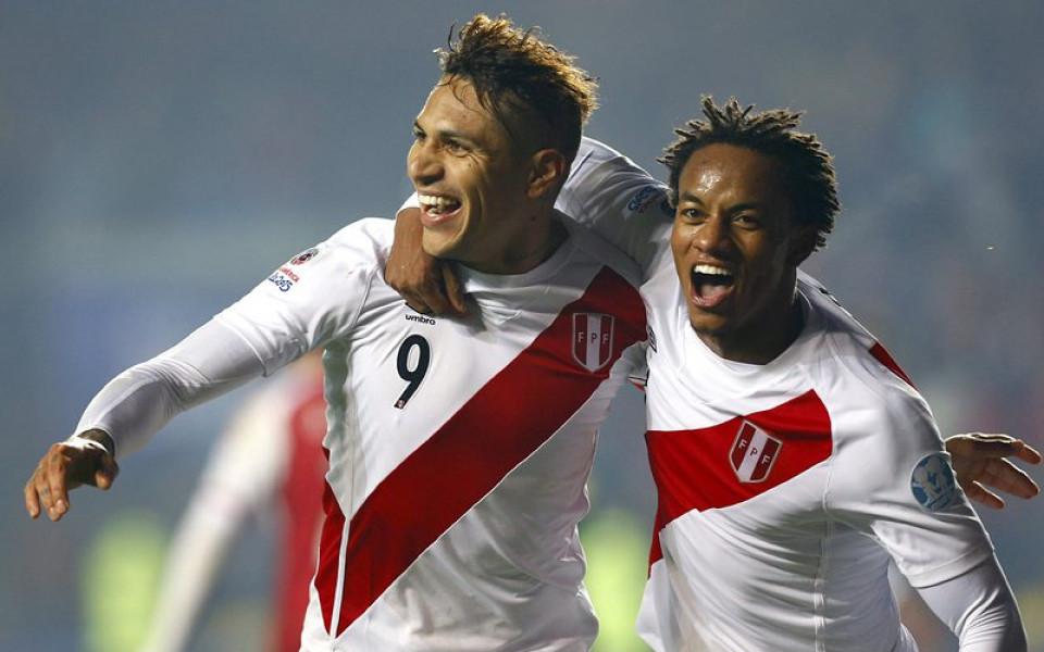 Перу не иска мача с Аржентина да е на