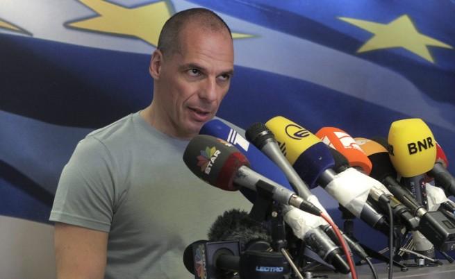 Янис Варуфакис подаде оставка