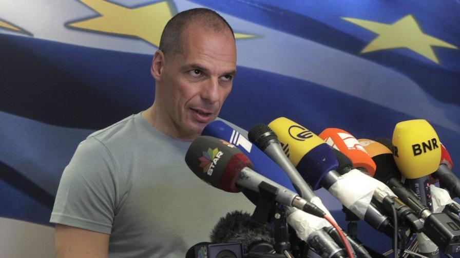 Янис Варуфакис след референдума в неделя