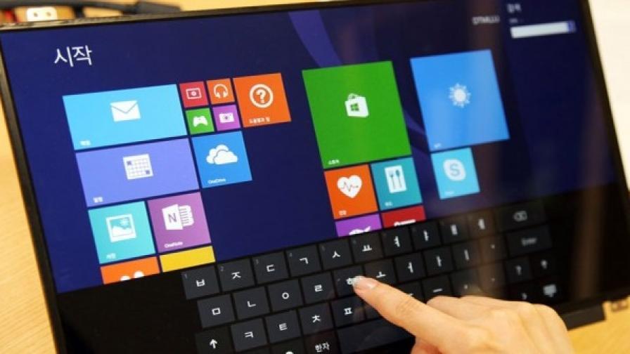 LG представи нов вид LCD панели за лаптопи