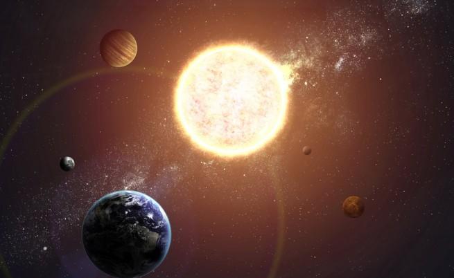 Галактически сблъсък може да изтласка Земята в Космоса