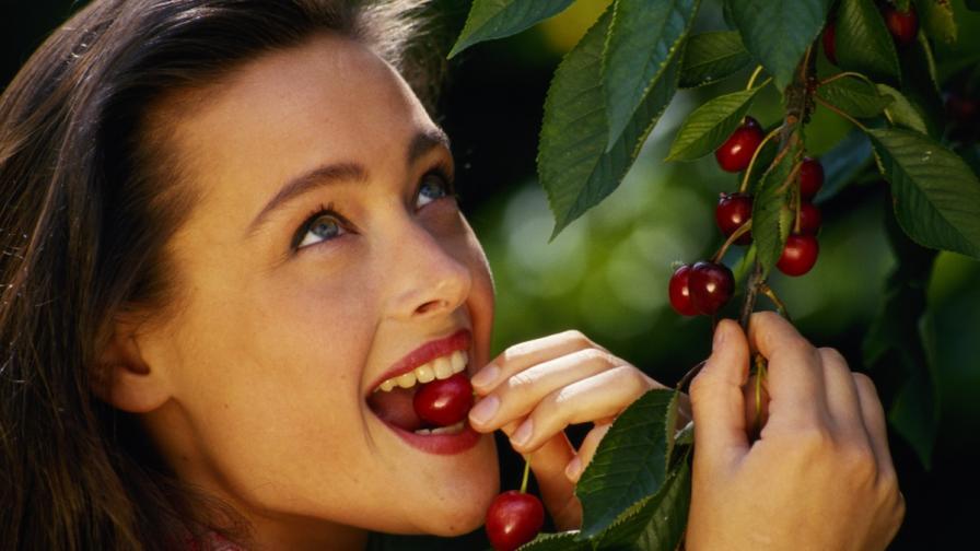 7 причини да похапваме череши