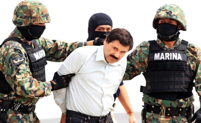 Заловиха най-търсения наркобос – Ел Чапо