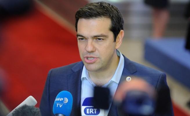 """Ципрас: Борихме се докрай, """"Грекзит"""" вече е минало"""