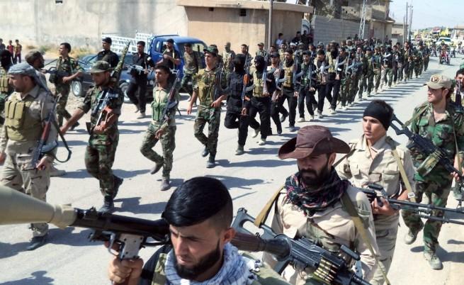 """Ирак започна отвоюването на провинция Анбар от """"Ислямска държава"""""""