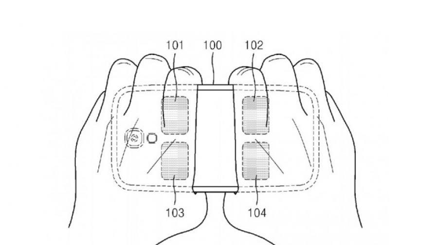 Може ли смартфон да измерва телесната мазнина?