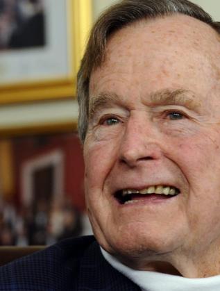Джордж Буш-старши