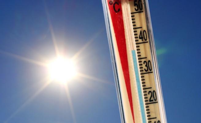 2015 г. бие досегашния рекорд за най-гореща година