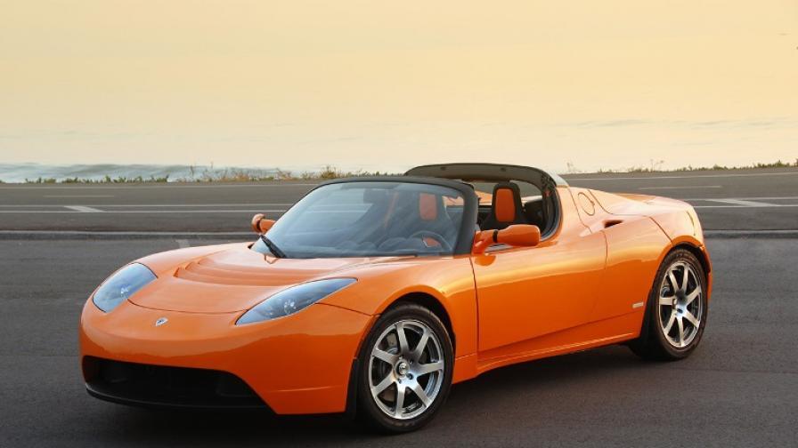 """Ъпгрейд за още скорост и нов модел от """"Тесла"""""""