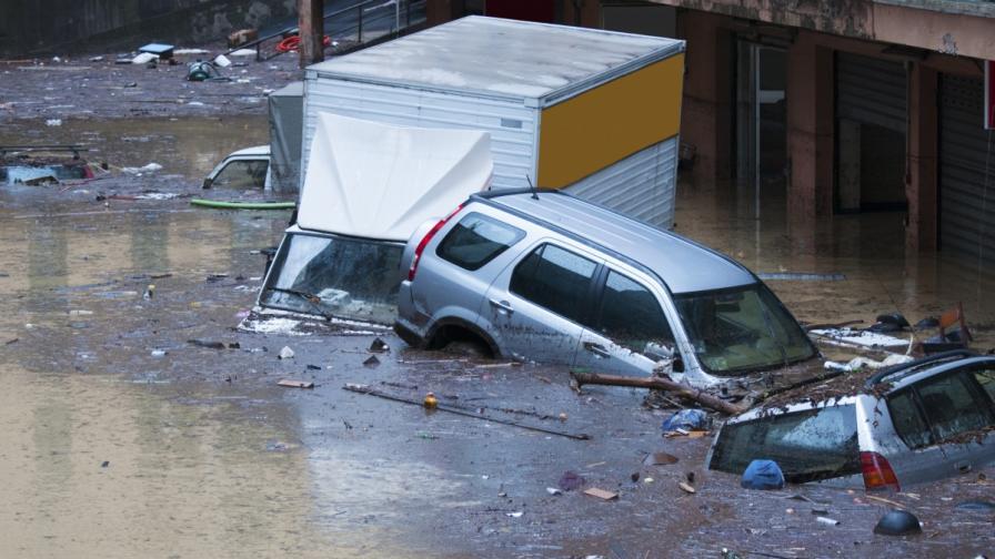 Бедствията лишават от дом по един човек всяка секунда