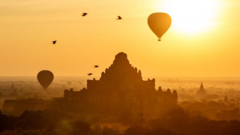 пътешествие балон