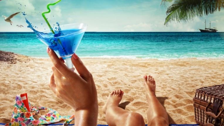 лято коктейл плаж