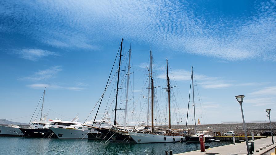 """""""Данък лукс"""" от 28 хил. евро за големите яхти в Гърция"""