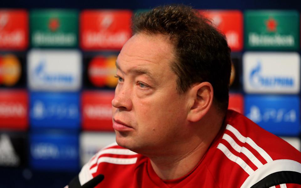 Старши треньорът на Витес Леонид Слуцкий подаде оставка след загубата