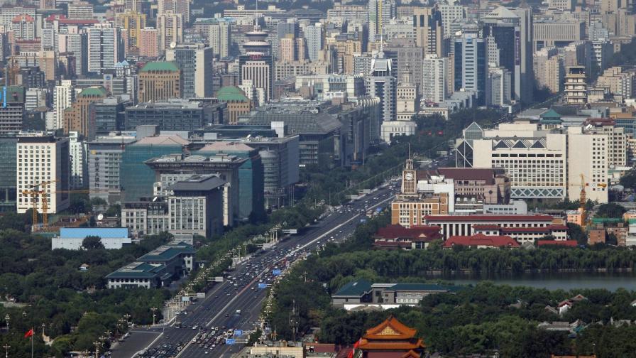 В Пекин направиха бомбоустойчив булевард