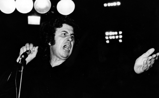 Микис Теодоракис през 1978 г.