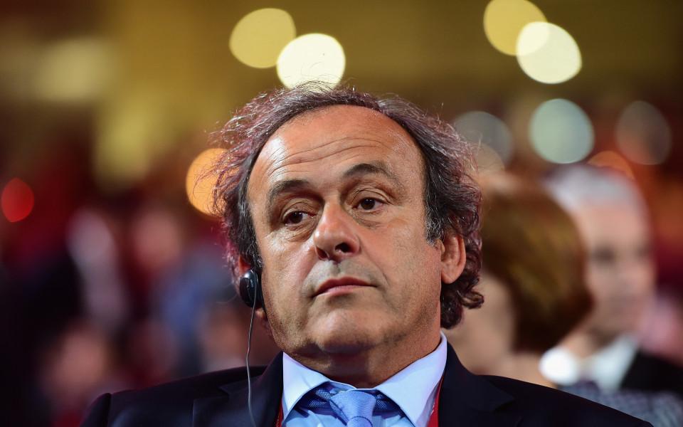 Освен Блатер, ФИФА отстрани още Платини и Валке